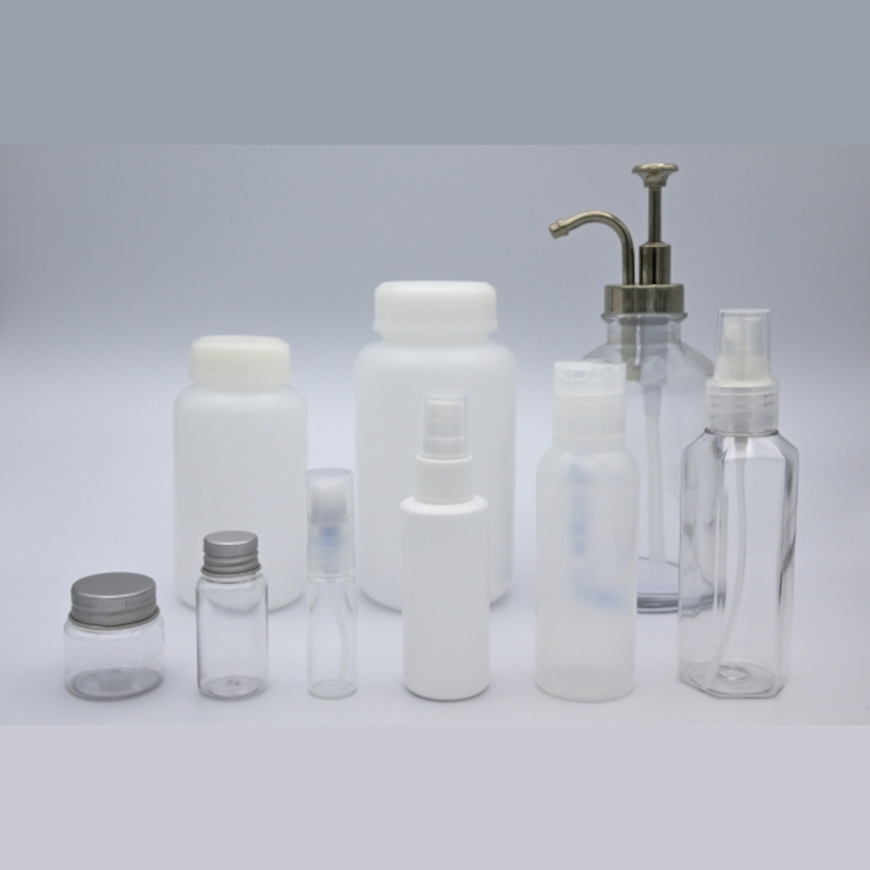 プラスチック容器のイメージ